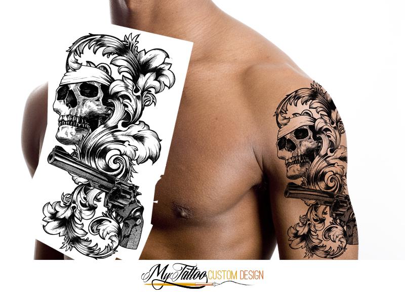 Diseos de tatuajes personalizados mytattoocustomdesign
